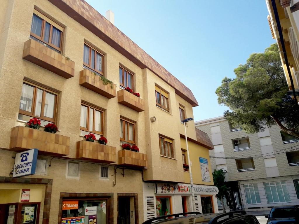 Apartments In San Cayetano Murcia