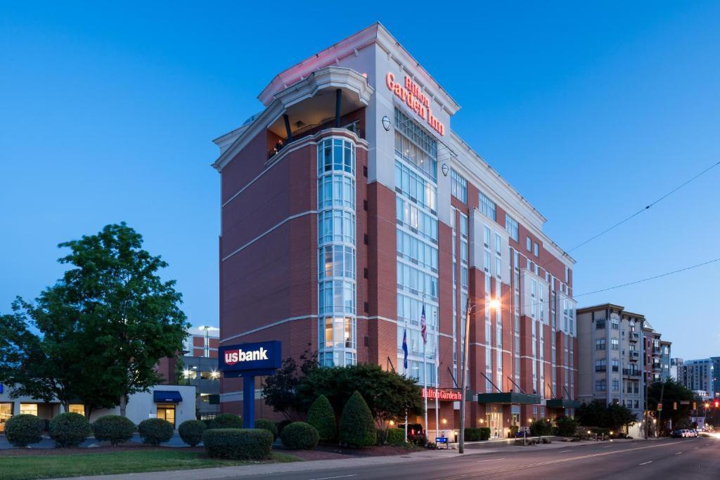 Image result for Hilton Garden Inn Nashville Vanderbilt