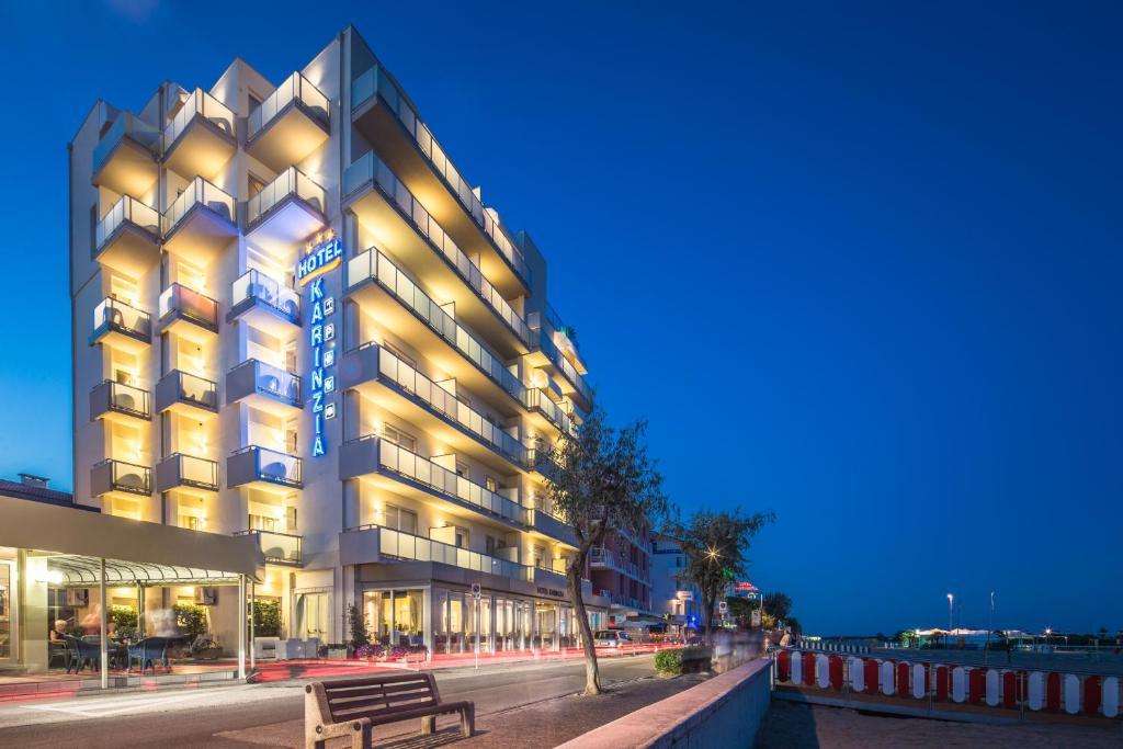 Hotel Karinzia Italien Caorle Booking Com