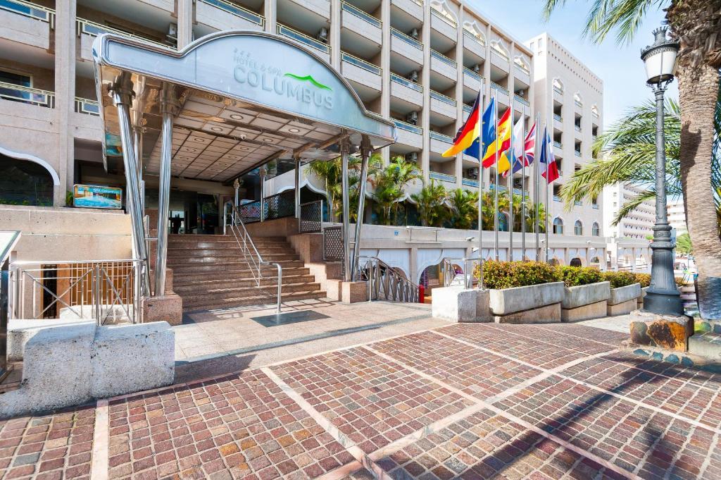 Kn Aparthotel Columbus, Playa de las Americas – Prezzi aggiornati ...