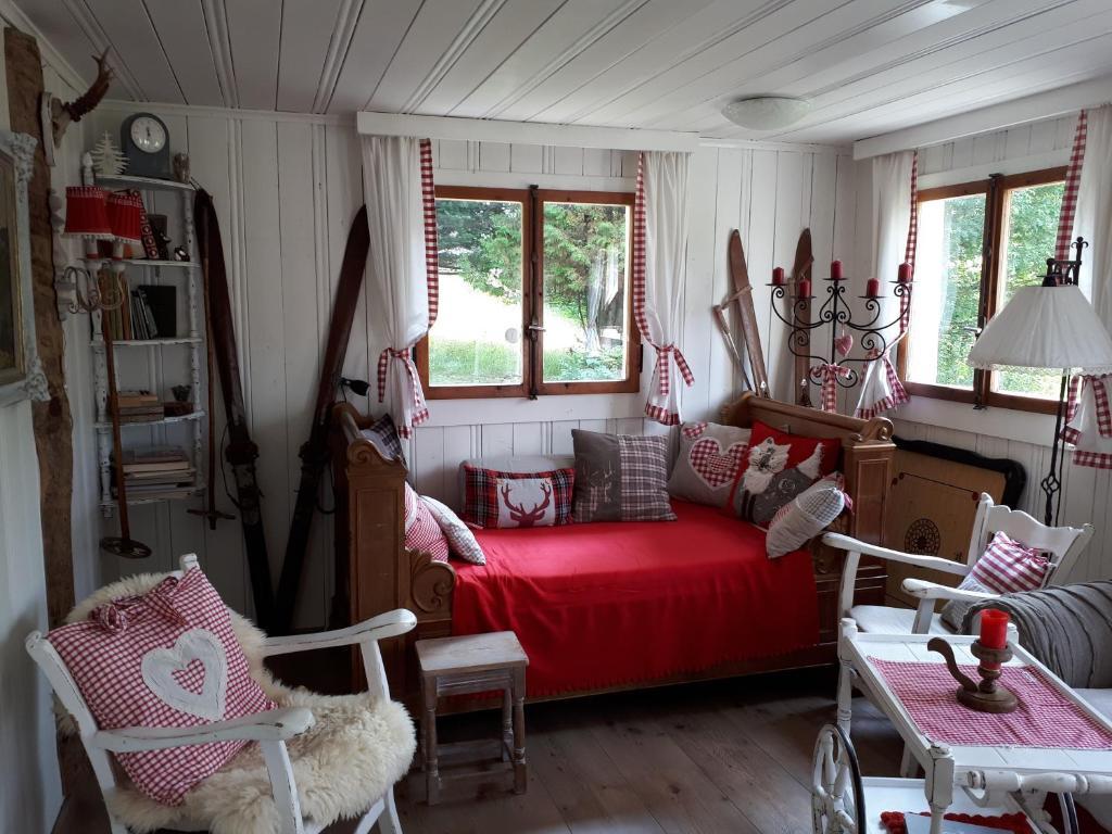 Chalet chic wildhaus u tarifs