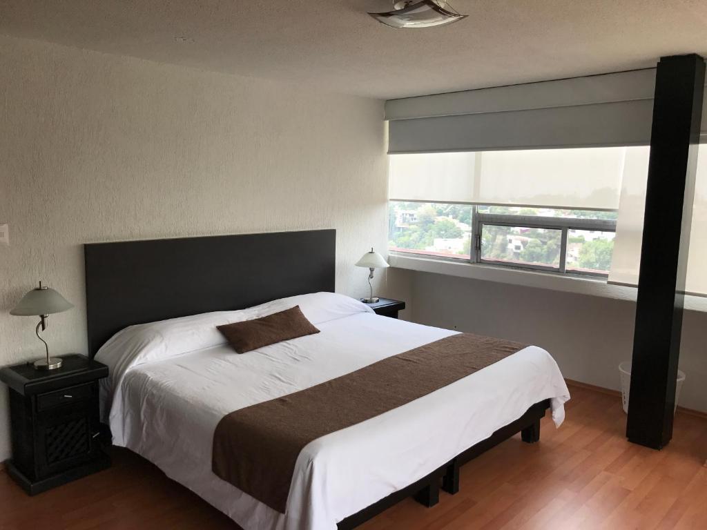 Apartments In Lomas De Tecamachalco Mexico Df