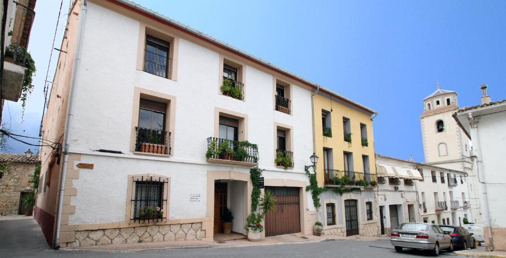 Casa la muntanya rural guadalest benimantell precios actualizados 2019 - Casa rural guadalest ...
