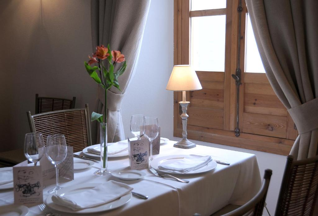 boutique hotels baeza  14
