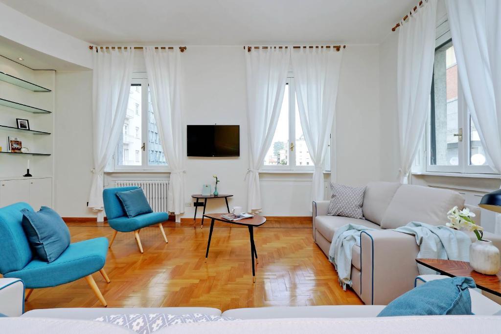 Area soggiorno di Bed&Dream