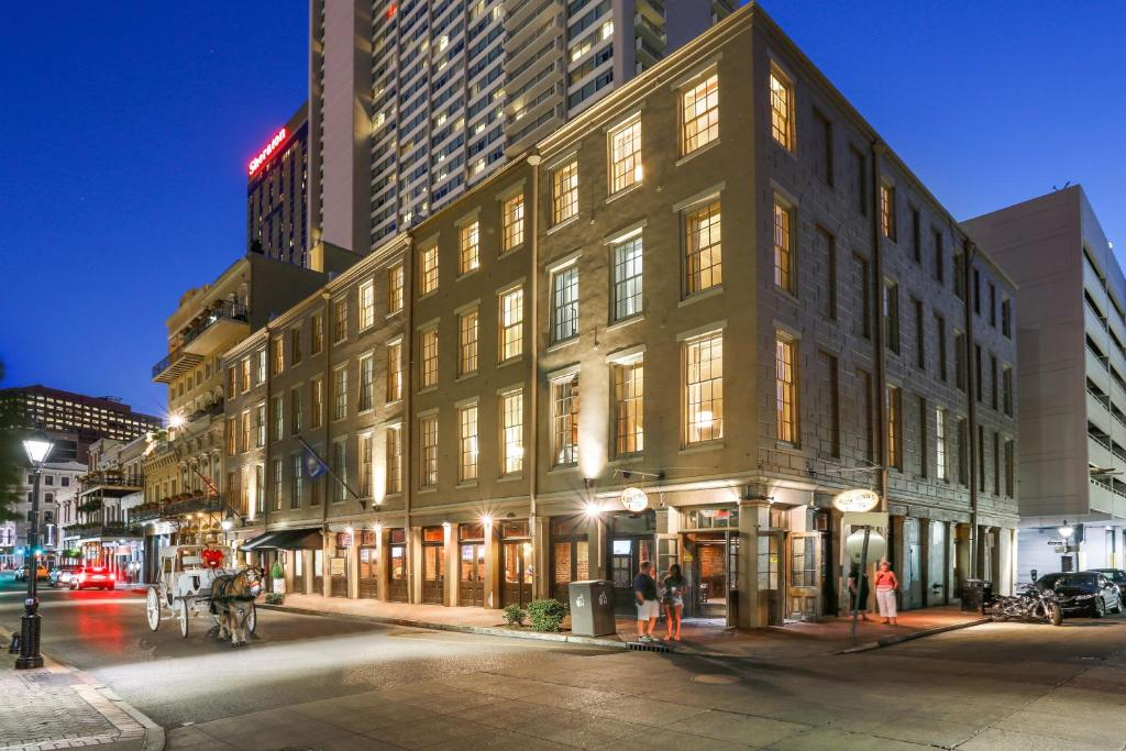 La Galerie French Quarter Hotel.