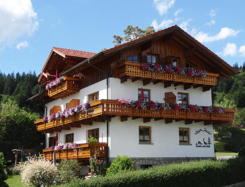 Pension Haus Seidl Deutschland Bodenmais Booking Com
