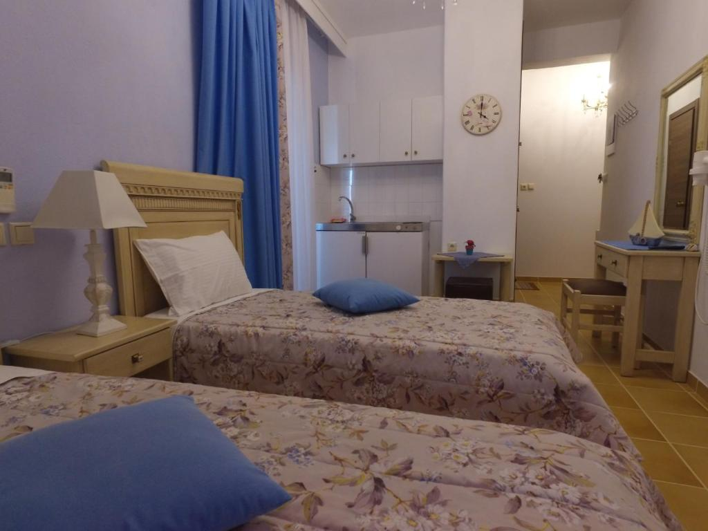 Апарт отель в Неос Мармарас