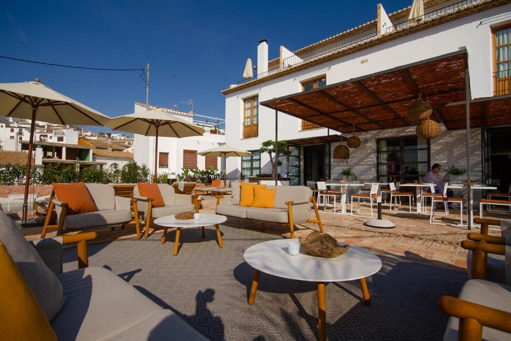 boutique hotels altea  46