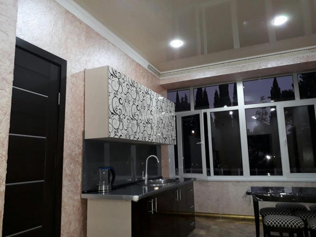 Guest House Eleonora Tsandrypsh Abkhazia Georgia Inside Flats Kamelia Beige 39