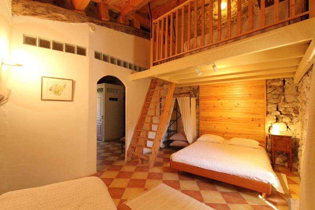 Bed And Breakfast Chambre D Hotes L Ammonite Saint Maurice