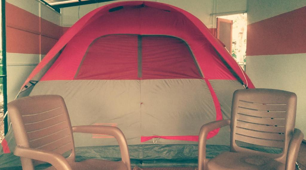 Gallery image of this property & Hotel Backpackers Tent Wayanad Sultan Bathery India - Booking.com