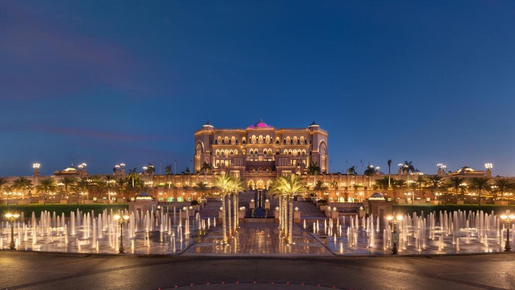 Emirates Palace Hotel Vae Abu Dhabi Bookingcom