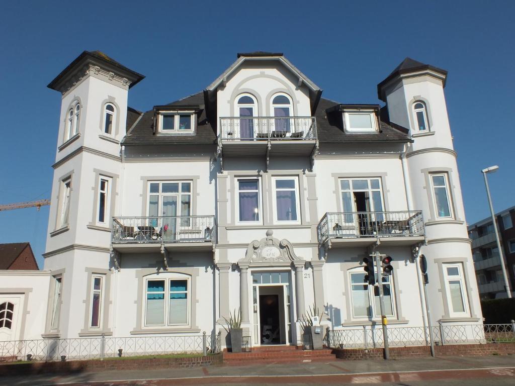 Villa 54 nord westerland germany for Design hotel 54 nord