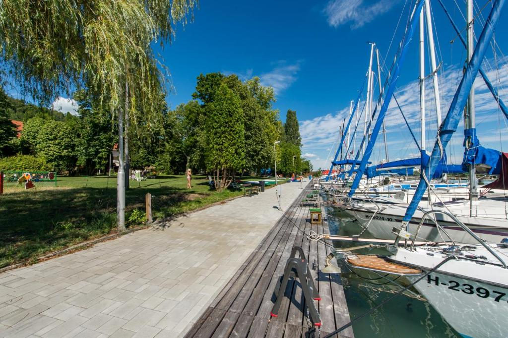 Tihany Yacht Club, Hungary - Booking.com