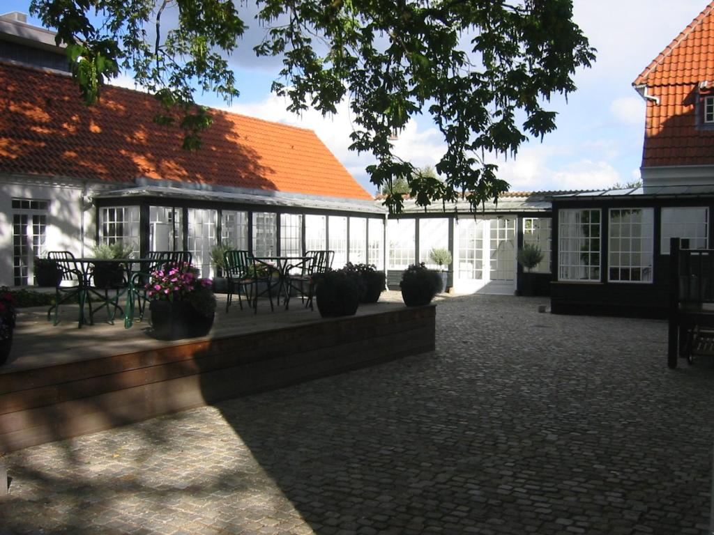 schæffergården jægersborg
