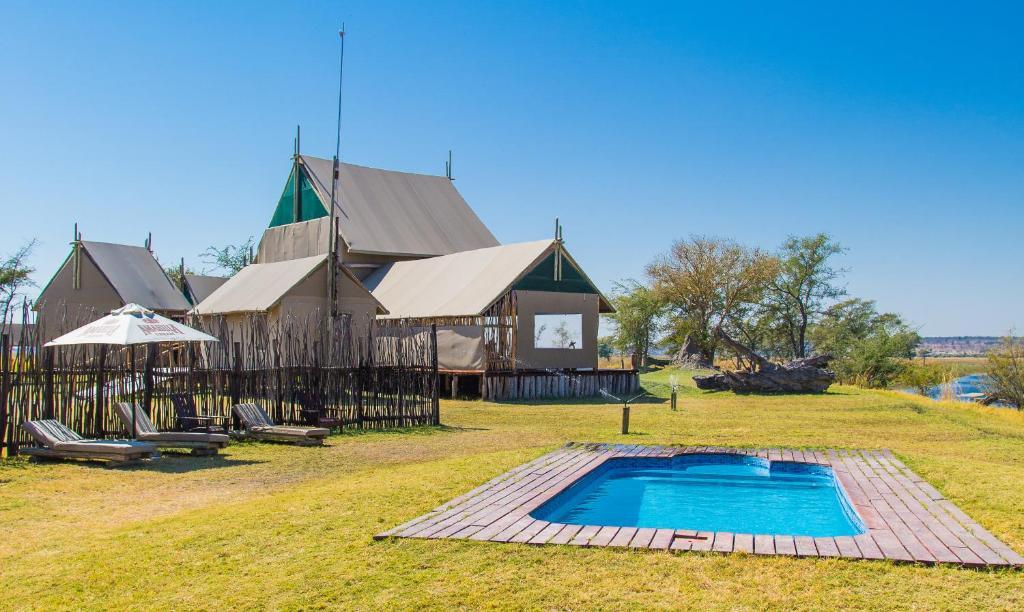 Lodge Chobe River Camp Ngoma Namibia Bookingcom - Chobe river