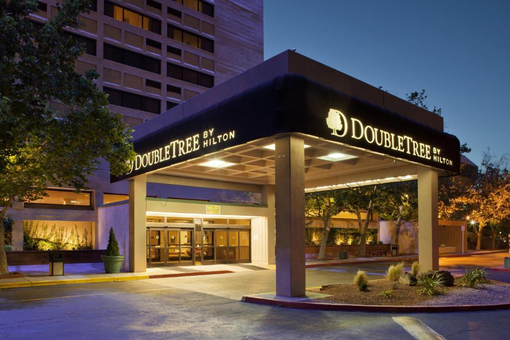 Hotel doubletree albuquerque nm for Booking hotels