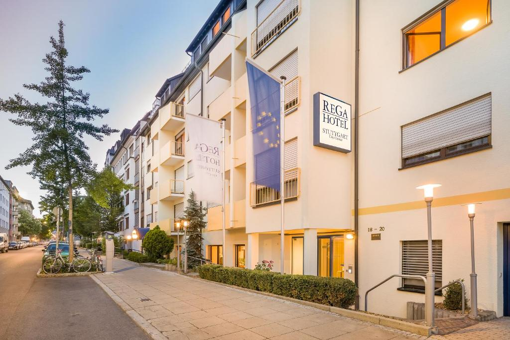 Novum Hotel Rega Stuttgart Germany Bookingcom