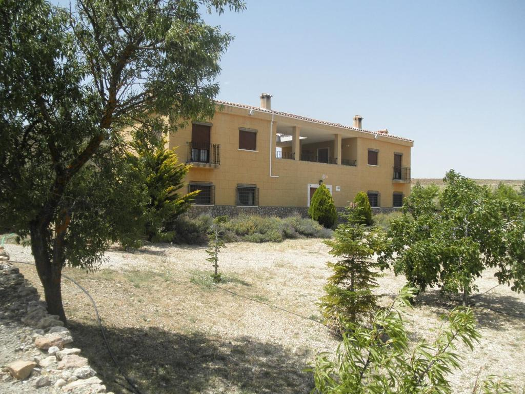 Casas rurales campolibre masegoso spain - Casa rural spain ...