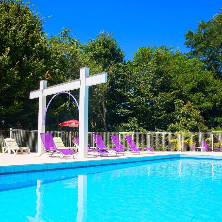 Aparthotel les jardins du lac dax frankreich saint paul - Les jardins du lac saint paul les dax ...