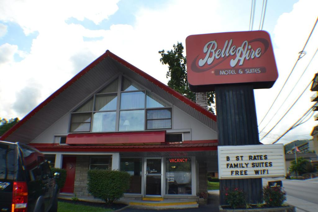 Belle Aire Motel Downtown Convention Center Gatlinburg Updated 2018 Prices