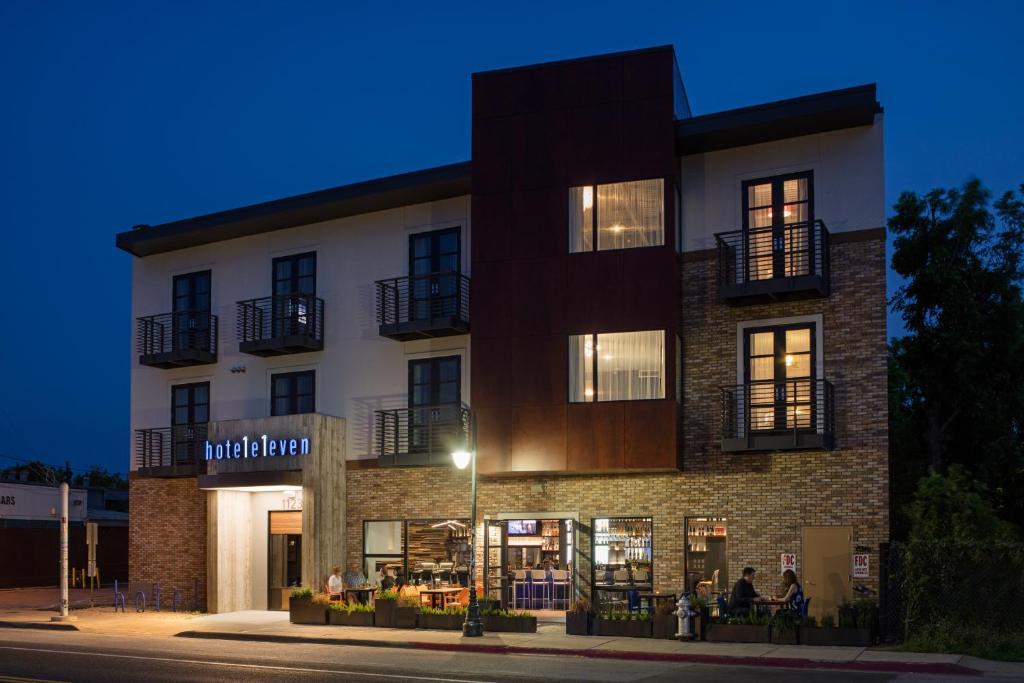 Image result for hotel eleven austin