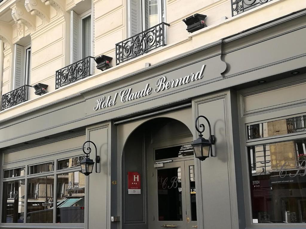 Image result for hotel claude bernard