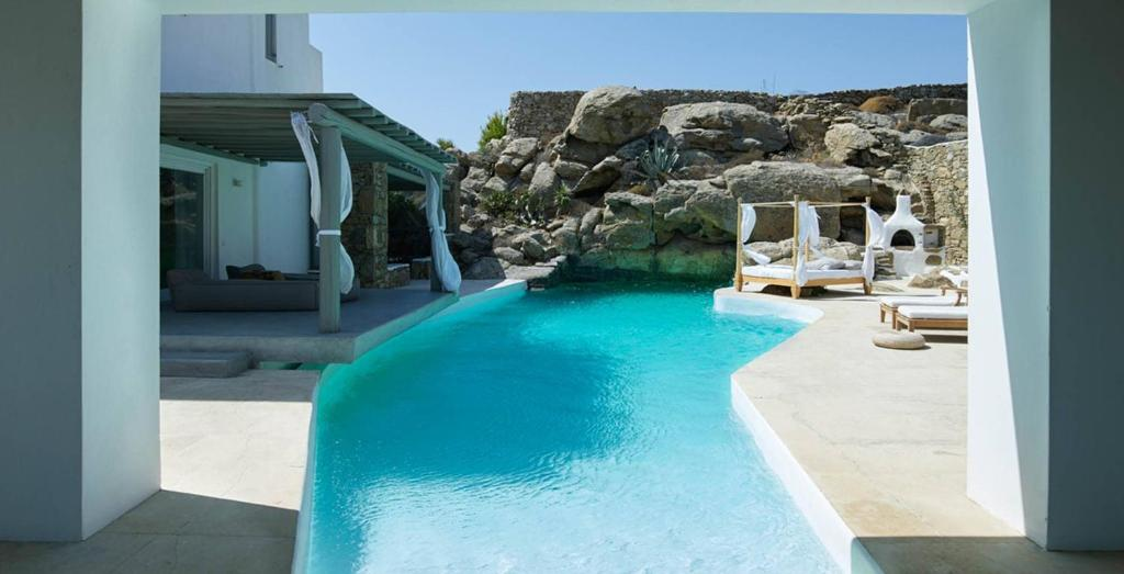 The swimming pool at or near Villa Delilah by Elite Estates