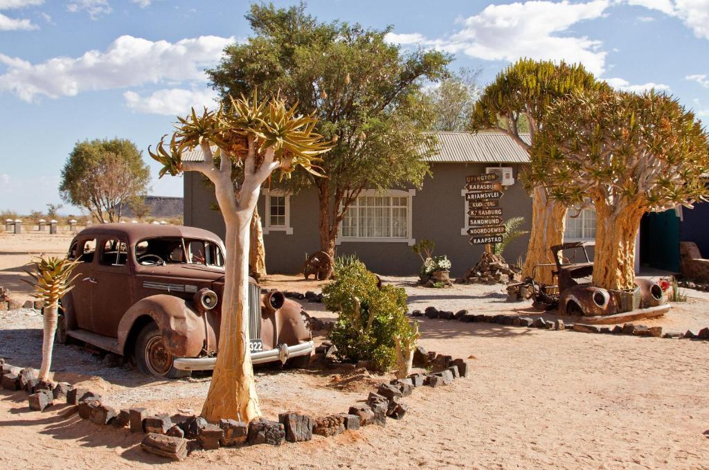 Gondwana Canyon Roadhouse