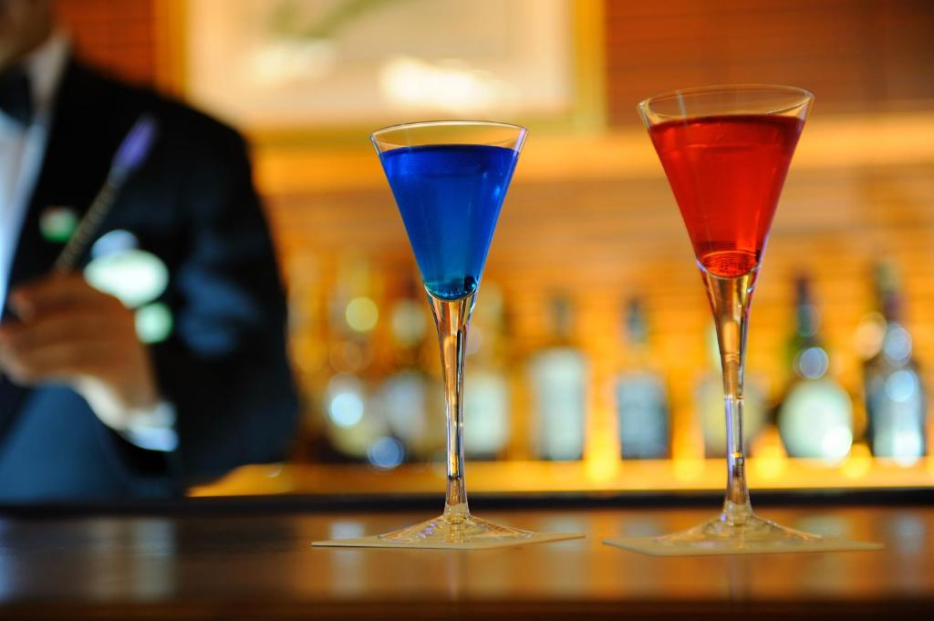 ポイント2.クラシカルな雰囲気漂う老舗Bar