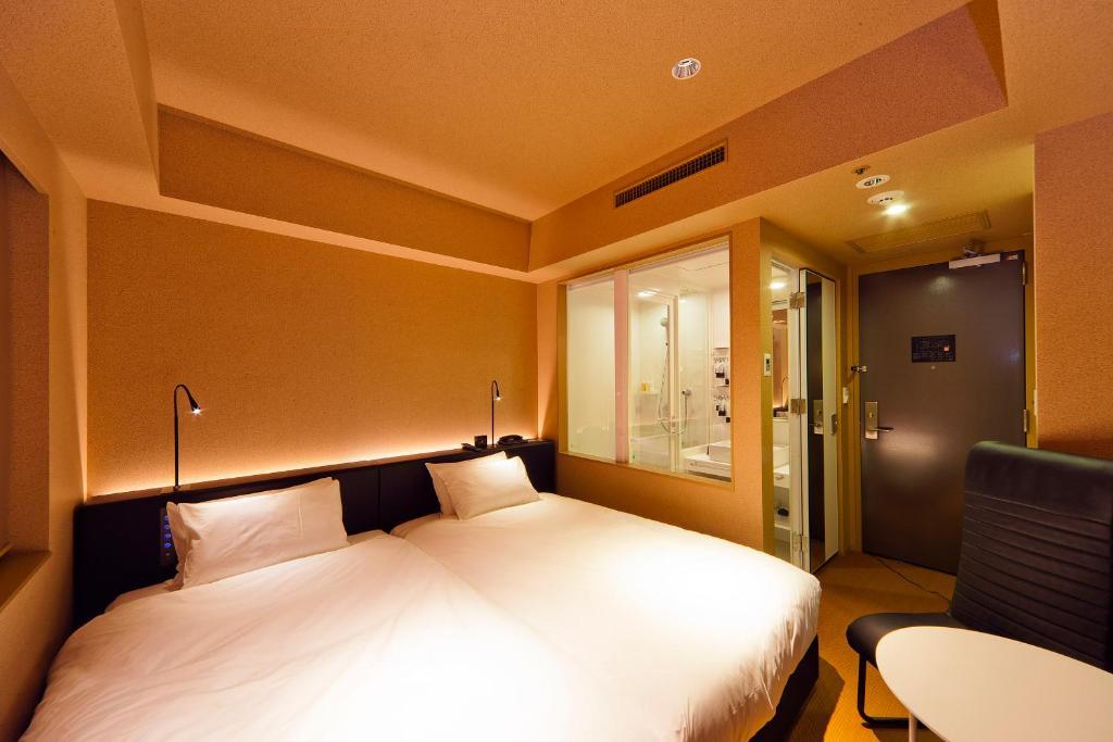 ポイント2.寝心地最高!快眠に特化した客室