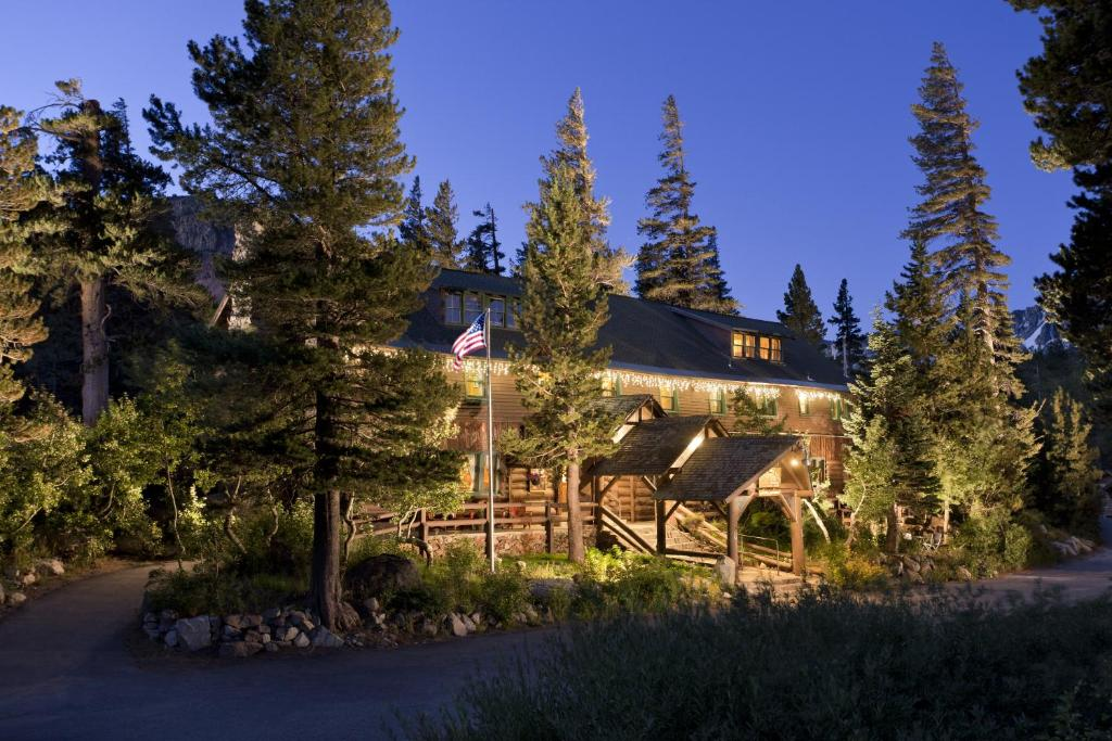 Tamarack Lodge Mammoth Lakes