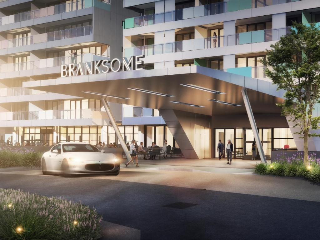 The Branksome Hotel  U0026 Residences  Sydney  Australia