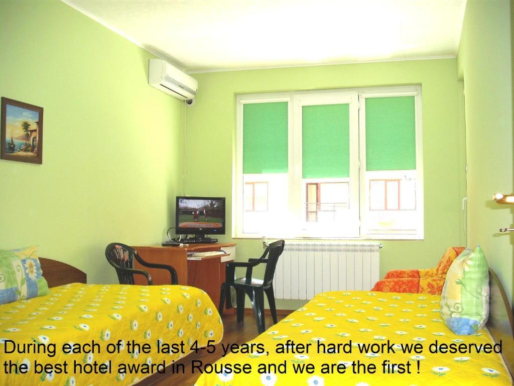 Апартамент Eurokontakt Апартаментs - Русе