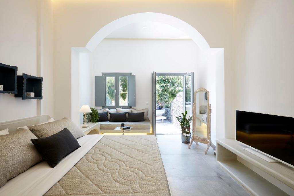 Amara Suites Santorini, Kamari – Prezzi aggiornati per il 2018