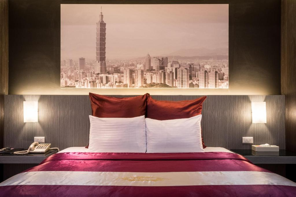 新北三峽青青花園汽車旅館