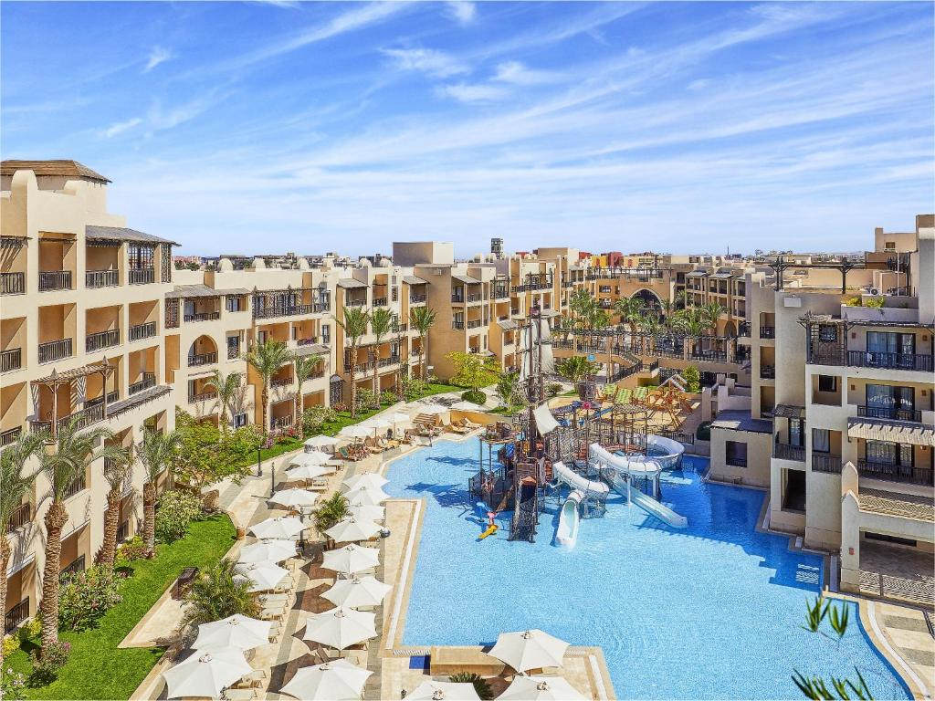 Resort Steigenberger Aqua Magic Hurghada Egypt Bookingcom