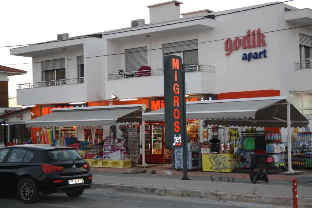Hôtel proche : Godik Apart Hotel