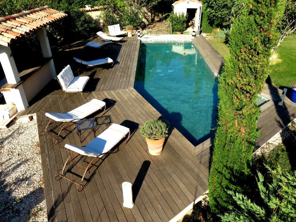 Pension Maison d\'hôtes des jardins (Frankreich Lamanon) - Booking.com