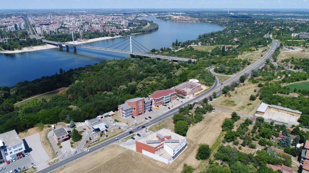 Apartments Educons Sremska Kamenica Serbia Booking Com