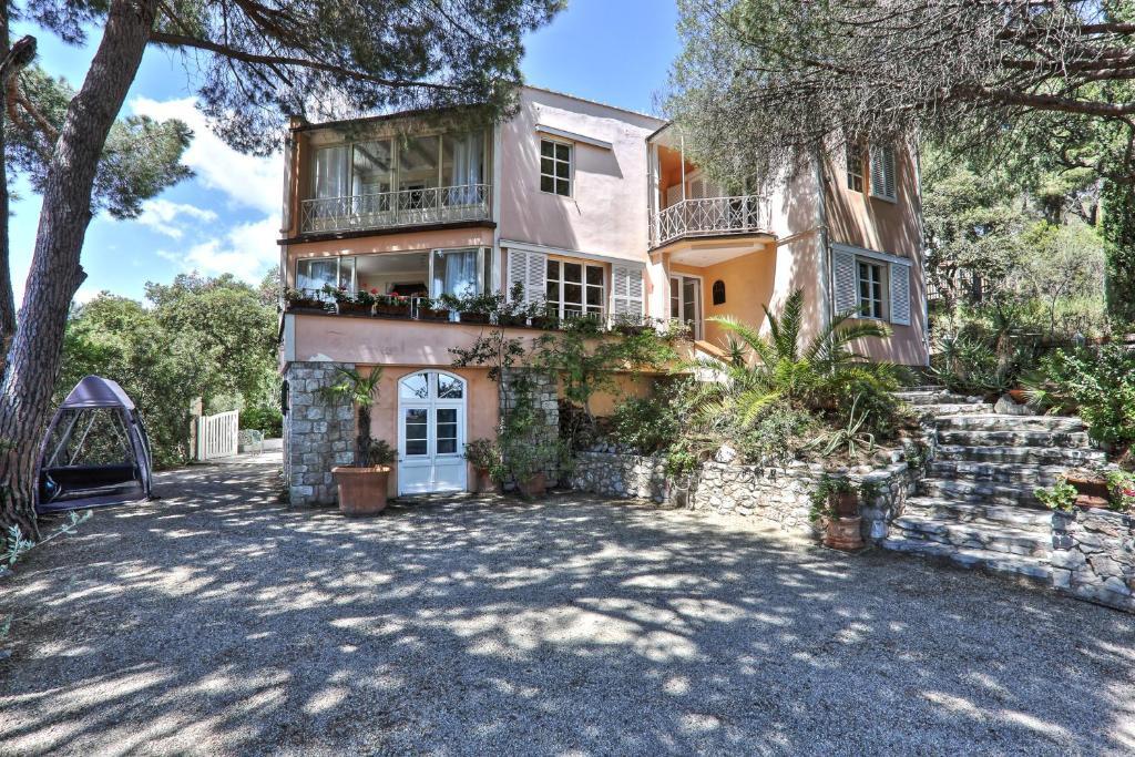 Villa la casa la terrazza dell 39 elba italia capoliveri - Villa la terrazza ...