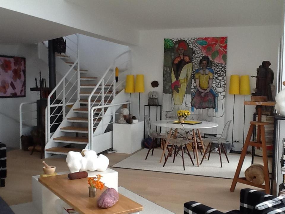 Apartment Maison atypique sur le toit d\'un immeuble, Boulogne ...