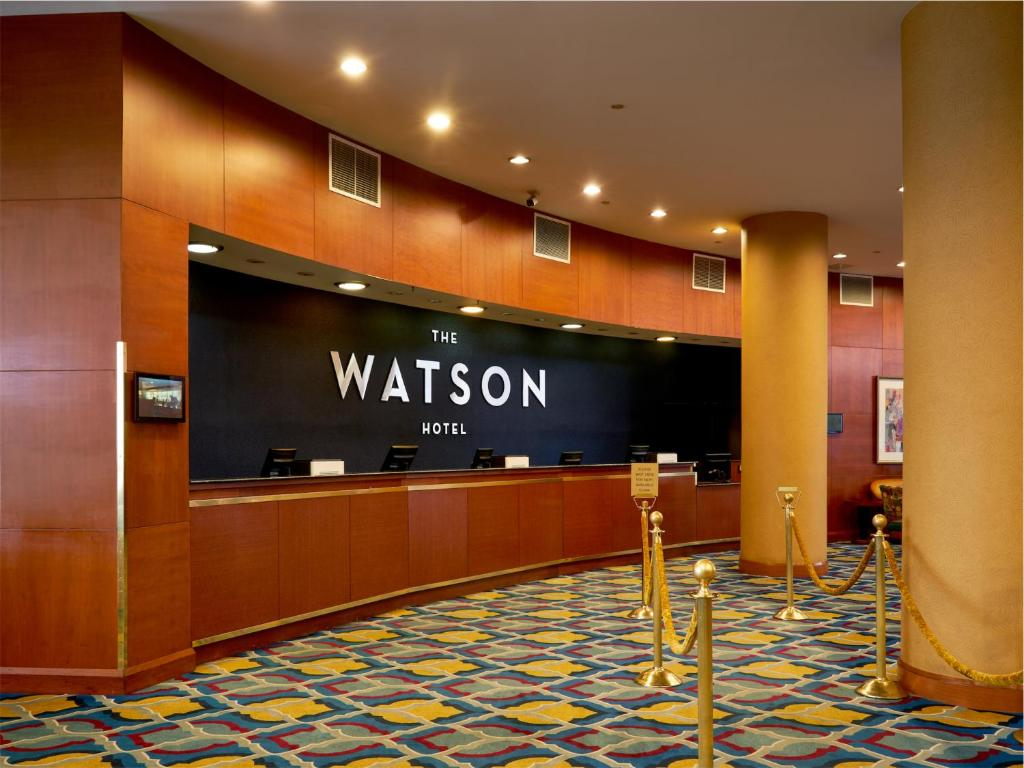 The Watson Hotel New York City NY Bookingcom - Hotel avec cuisine new york