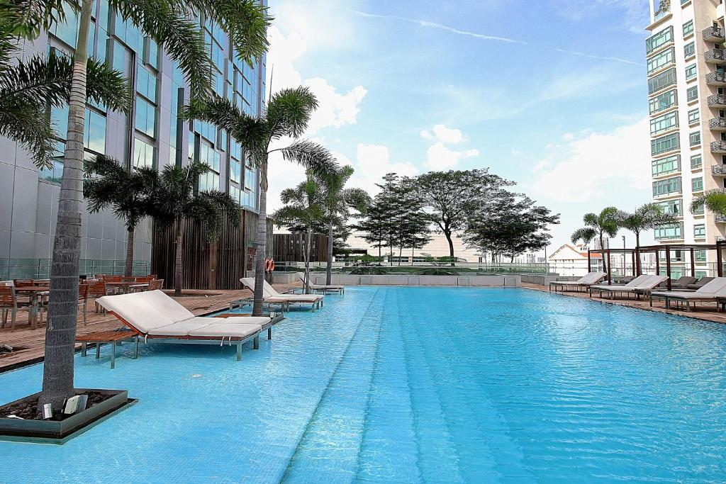 Oasia Hotel Novena Singapore By Far East Hospitality Singapura