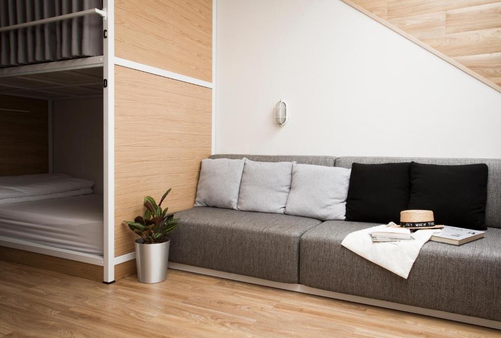 Bed One Block Hostel Bankokas Atnaujintos 2019 M Kainos
