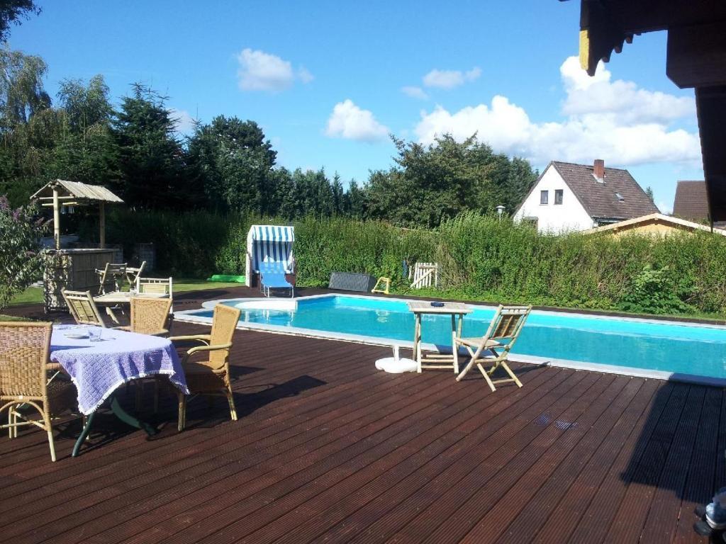 Ferienhaus haus kugelbake in cuxhaven an der nordsee deutschland cuxhaven for Ferienunterkunft nordsee