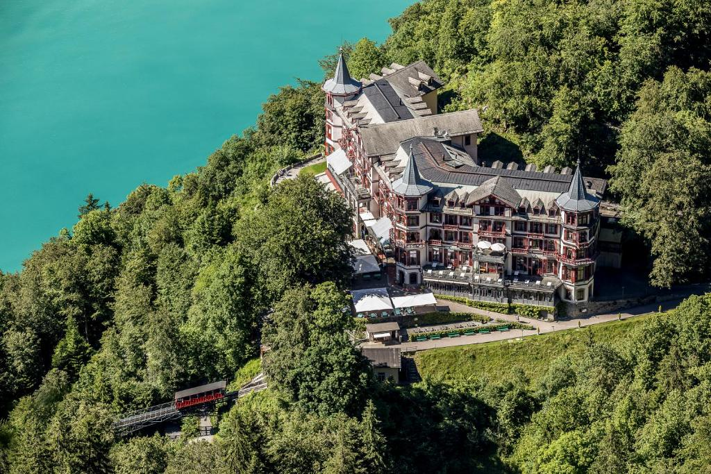Image result for Das Grandhotel Giessbach