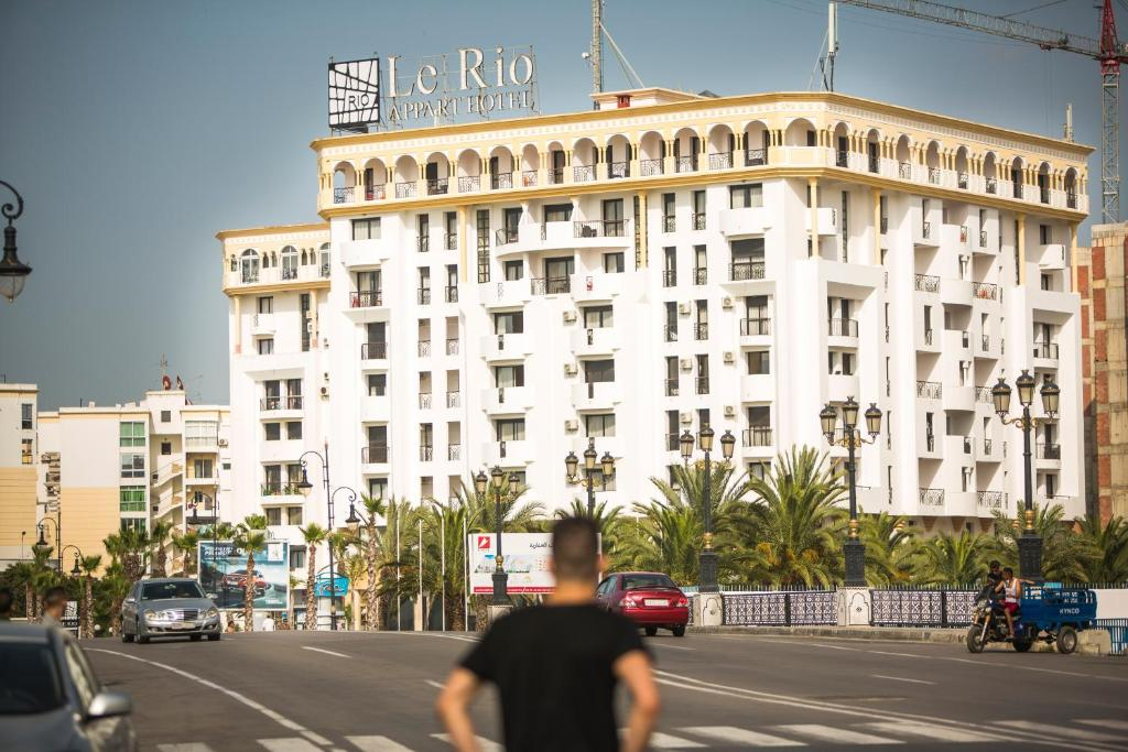 Appart h tel le rio tanger tarifs 2018 for Appart hotel tarif