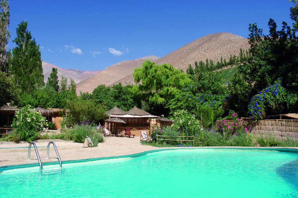 Hotel El Tesoro De Elqui Chili Pisco Elqui Bookingcom